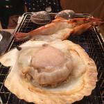 大庄水産 - 焼き焼き(^-^)るんる〜ン!