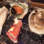 大庄水産 - 蟹はしっかりしたタラバではないですか!