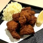 特製鶏の唐揚げ