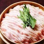 豚バラとおろし大根の出汁蒸篭蒸し(2~3人前)