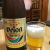 やまねこ - ドリンク写真:オリオンの生ビール無しで瓶へ変更