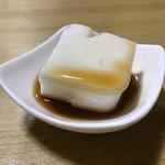 やまねこ - 付き出しはツヤツヤ♡ジーマーミ〜豆腐