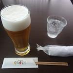 阿波膳ODORI - 【2017年10月】ビールセット(1000円)