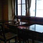 キッチンハタノ - 内観(2階)