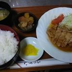 キッチンハタノ - ポークソテー