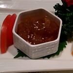 愛蓮 - 料理写真:ひとくち前菜三種盛り(1~2名用)