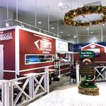 テディーズ ビガー バーガー - 内観写真:明るい店内でごゆっくりお過ごしいただけます。