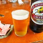 古跡館 りうぜん - ビール & おかき