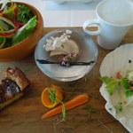 ルニコアオーミナミ - 前菜盛り合わせ