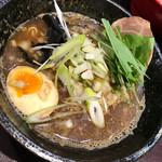 北海道ラーメン紀行 - 煮干しそば