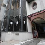 鮨屋とんぼ - 2017年10月再訪:外観☆