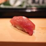 鮨屋とんぼ - 料理写真:2017年10月再訪:本鮪 大とろ☆