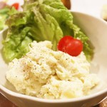 ばーる ばなーれ - 自家製ポテトサラダ