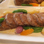 クラウンレストラン - ミートローフ