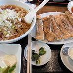 7409929 - ラーメン餃子定食 900円
