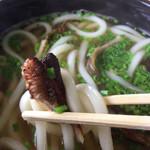 高柳食堂 - 焼アナゴの風味がバツグンに良いです。