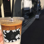 THE LATTE TOKYO -