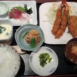 食堂 島 - 料理写真: