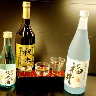 伏見と言えば日本酒!