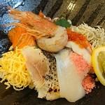 裕太朗寿し - 大漁海鮮丼