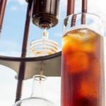 スカイバー カプリコン - ドリンク写真:カフェタイムでは、ぜひ超軟水の水出しコーヒーをお召し上がりください。口当たりがよく、まろやか。