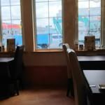 レストラン ユっぴー - 店内写真ボケちゃってます(^_^;)