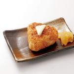 八剣伝の焼おにぎり 醤油バター(1個)