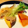 ロメオ - 料理写真:前菜がまたお洒落で美味し〜❤️