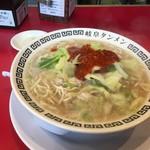 元祖タンメン屋 - タン麺5辛