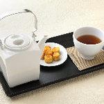 FUMUROYA CAFE - ドリンク写真:加賀棒茶
