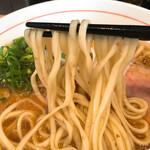 粉哲 - 麺のアップです。(2017.9 byジプシーくん)