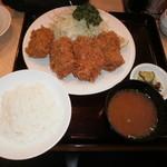 74103836 - ヒレカツ定食
