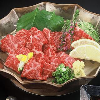 ≪毎日直送≫本場・熊本産の新鮮馬肉は売切御免!!