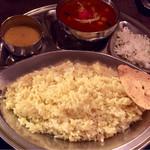 インド食堂 - ノンベジタリアン850円