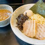 辰寅 - 料理写真:『全部のせつけ麺』950円