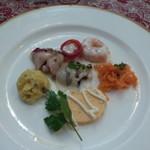 地中海食堂 タベタリーノ - 前菜