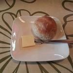マードレ - ライ麦パン(お代り自由)