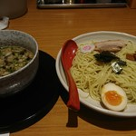 麺屋 燕 - こくつけ麺塩大盛880円