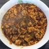 中華蕎麦 瑞山 - 料理写真:麻婆豆腐麺(大盛)