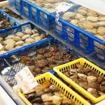 宝生丸岩ェ門 - 料理写真:貝類