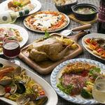 ナポリの食堂 アルバータ アルバータ - コース