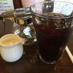 コーヒーハウス Ai - アイスコーヒー