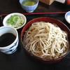 明治屋蕎麦店 - 料理写真:ざるそば(外2割)950円