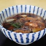 芳乃家 - 料理写真:きしめん