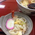三八屋 - ☆きしめん☆食べたくなります!!!