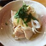 Patisseie Chez Akko - 2017.9.1  蒸し鶏