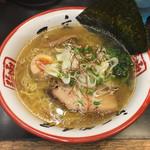 函館麺や 一文字 - 「塩らーめん」770円