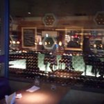 RIGOLETTO BAR AND GRILL - すごい数のワイン…