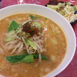 菊翠 - 坦々麺