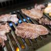 ホルモン亭 - 料理写真:焼きます